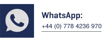 What's app? We're here to help!